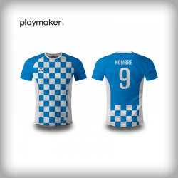 Camiseta Playmaker Rugby [DS]