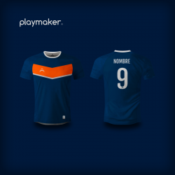Camiseta Playmaker Rugby [FB]