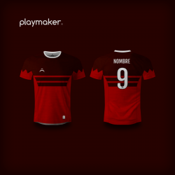 Camiseta Playmaker Rugby [FC]