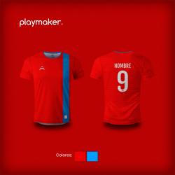 Camiseta Playmaker Fútbol [AV]