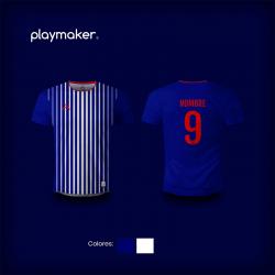 Camiseta Playmaker Fútbol [BR]