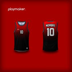Camiseta Playmaker Basket [AI]