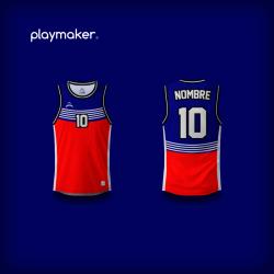 Camiseta Playmaker Basket [OD]