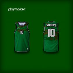Camiseta Playmaker Basket [OB]