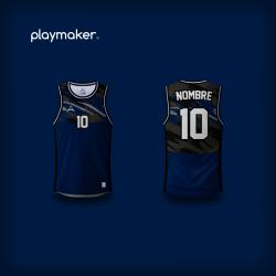 Camiseta Playmaker Basket [OA]