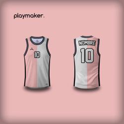 Camiseta Playmaker Basket [MB]