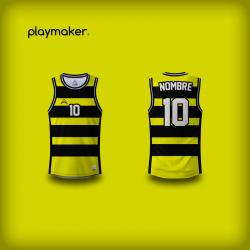 Camiseta Playmaker Basket [LM]