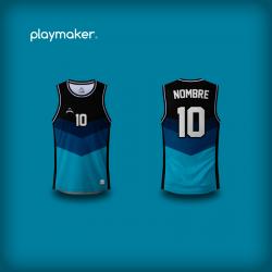 Camiseta Playmaker Basket [KK]