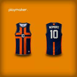 Camiseta Playmaker Basket [JZ]