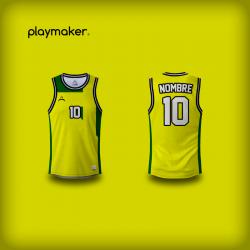 Camiseta Playmaker Basket [GX]