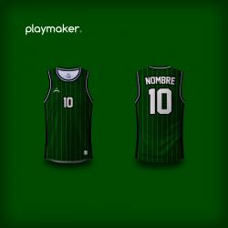 Camiseta Playmaker Basket [GM]