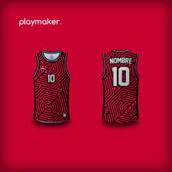 Camiseta Playmaker Basket [FT]