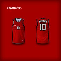 Camiseta Playmaker Basket [FC]