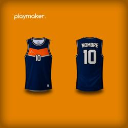 Camiseta Playmaker Basket [FB]