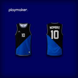 Camiseta Playmaker Basket [EP]