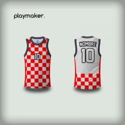 Camiseta Playmaker Basket [DS]