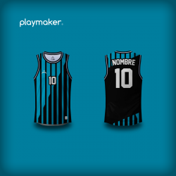 Camiseta Playmaker Basket [DP]