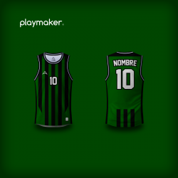 Camiseta Playmaker Basket [CS]