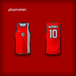 Camiseta Playmaker Basket [AV]