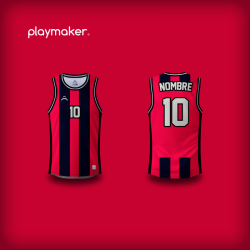 Camiseta Playmaker Basket [AP]