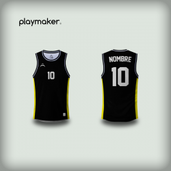 Camiseta Playmaker Basket [CR]