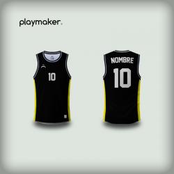 Camiseta Playmaker Basket [CR]