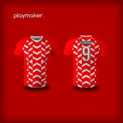 Camiseta Playmaker Rugby [PG]