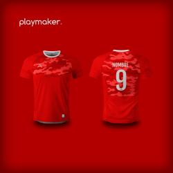 Camiseta Playmaker Rugby [OB]