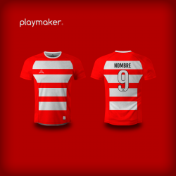 Camiseta Playmaker Rugby [LM]