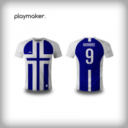 Camiseta Playmaker Rugby [JZ]