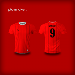 Camiseta Playmaker Rugby [GM]