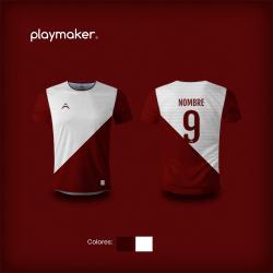 Camiseta Playmaker Fútbol [EP]