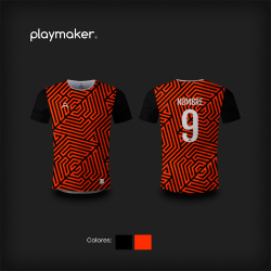 Camiseta Playmaker Fútbol [FT]