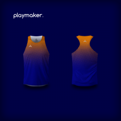 Camiseta Playmaker Running...