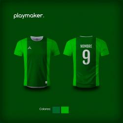 Camiseta Playmaker Fútbol [JC]