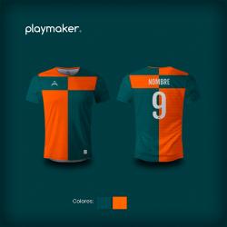 Camiseta Playmaker Fútbol [WS]