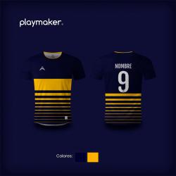 Camiseta Playmaker Fútbol [XS]