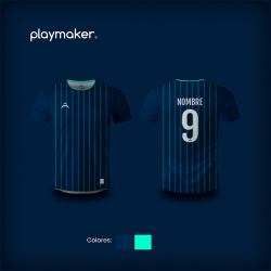 Camiseta Playmaker Fútbol [GM]