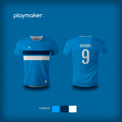 Camiseta Playmaker Fútbol [RC]