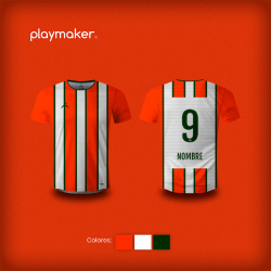 Camiseta Playmaker Fútbol [TS]