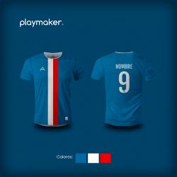 Camiseta Playmaker Fútbol [ZI]