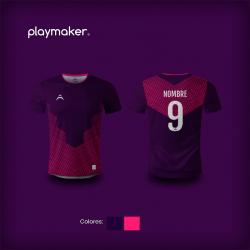 Camiseta Playmaker Fútbol [VG]