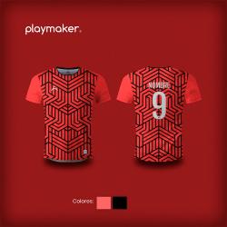Camiseta Playmaker Fútbol [JJ]
