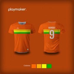 Camiseta Playmaker Fútbol [MA]