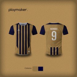 Camiseta Playmaker Fútbol [CS]