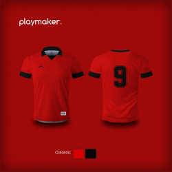 Camiseta Playmaker Fútbol [GB]
