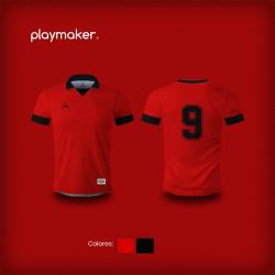 Camiseta Playmaker Fútbol [GB]