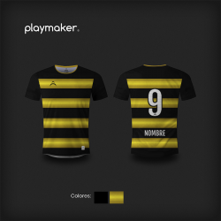 Camiseta Playmaker Fútbol [LH]