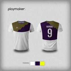 Camiseta Playmaker Fútbol [OC]