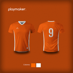 Camiseta Playmaker Fútbol [CR]